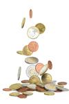 Geld als Startguthaben zum Konto