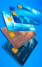 Zinsen bei einer Kreditkarte