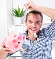 Mit dem Konto Vergleich Geld sparen